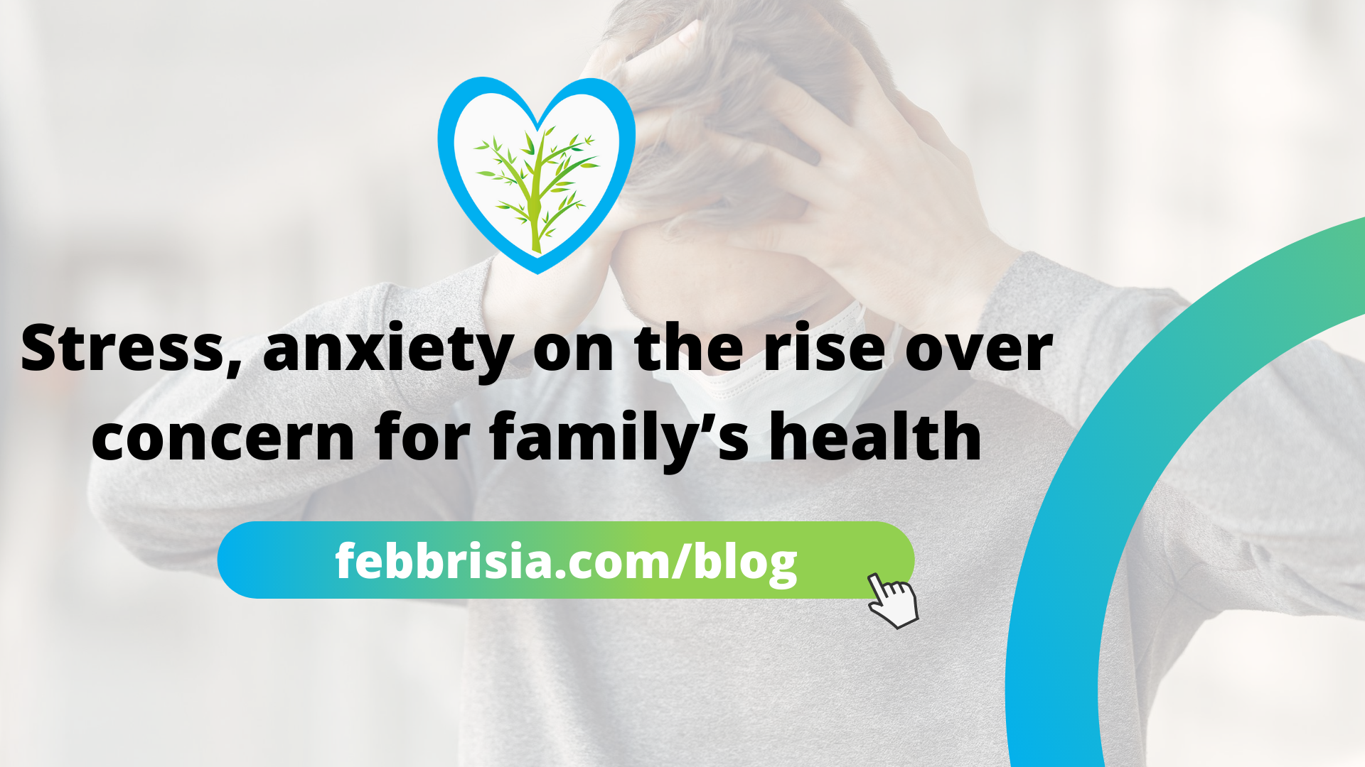 Stress, anxiety on the rise over concern for family's health: Study